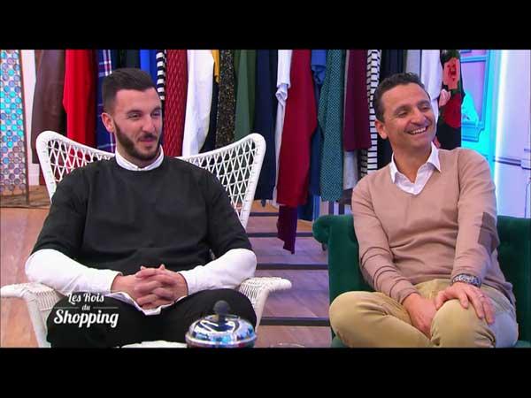 Vos avis sur Jean Sébastien des rois du shopping accompagné de Stéphane