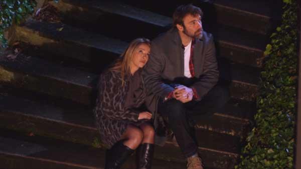 Hélène et Nicolas malheureux dans leur vie respective mais heureux ensemble