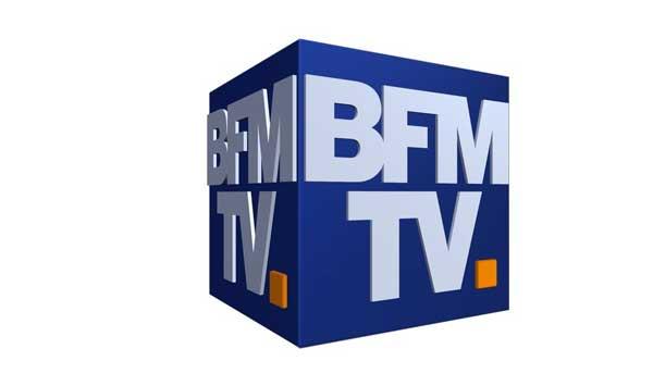 Nouveau logo BFMTV d'avril 2016 : vous en pensez-quoi ?