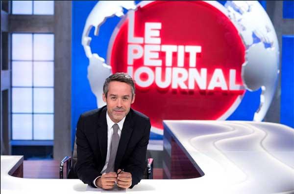 Départ de Yann Barthès de Canal Plus et arrêt du Petit Journal à la rentrée 2016 ?