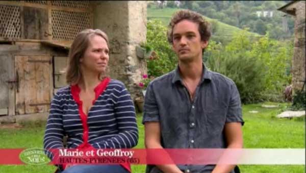 Avis et commentaires sur la maison de Marie et Geoffroy  dans Bienvenue chez nous