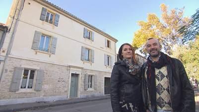 Avis et commentaires sur les candidats Julie et Roland dans Bienvenue chez nous