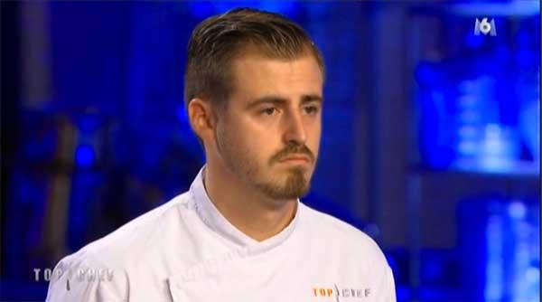 Les avis et commentaires sur Pierre Eon éliminé de Top Chef