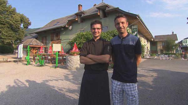 Avis et commentaire sur l'hôtel de Samuel et Guillaume vus sur TF1