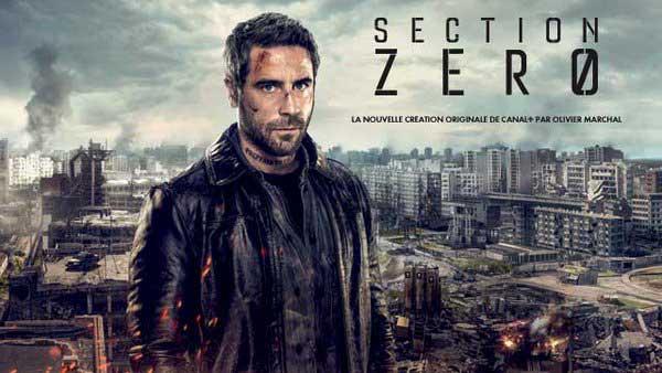 Avis et commentaires Section Zero de Canal +