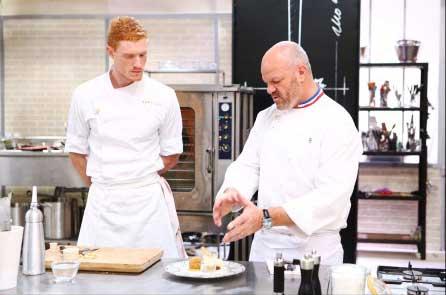Thomas de Top Chef 2016 un des candidats finalistes préférés par le public ?