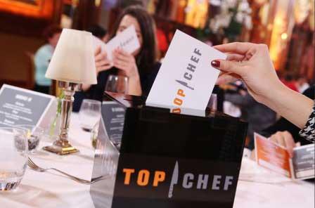 Top Chef 2017 renouvelé , ça revient l'hiver prochain / Photo M6