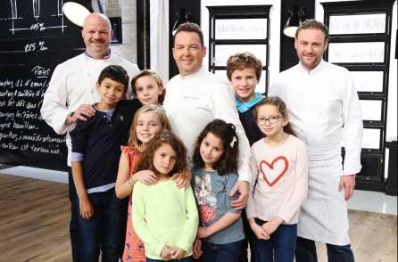 Top Chef 2016 le 4 avril fait appel aux enfants !