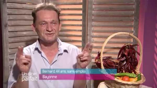 Bernard de Bayonne dans Un dîner presque parfait