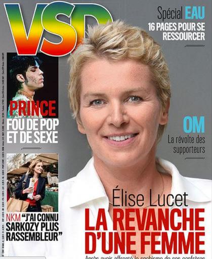 VSD met Elise Lucet à l'honneur
