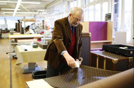 Les avis et commentaire sur le reportage Vuitton de Capital sur M6 / Photo Pierre Olivier