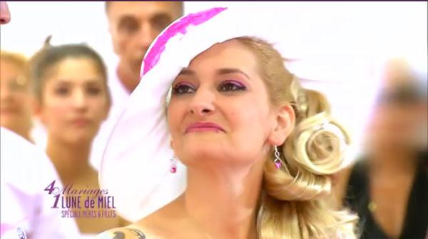 Le mariage d'Audrey avec Christophe et la présence de Danielle la mère !
