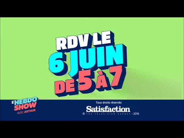 Vos avis sur le Cinq à sept d'Arthur vs l'Hebdo show sur TF1