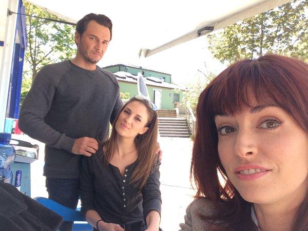 Les mystères de l'amour saison 13 : Marie, Stéphanie et Anthony toujours de la partie !!