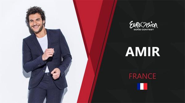 Amir vainqueur de l'Eurovision 2016 ou presque selon Les bookmakers