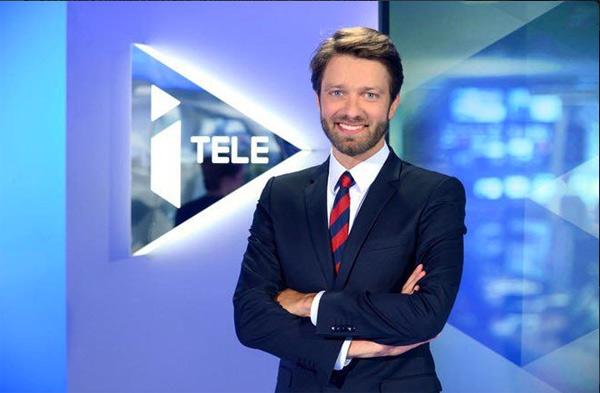 Antoine Genton sur iTélé à la rentrée 2016 pour intégrale week end ?