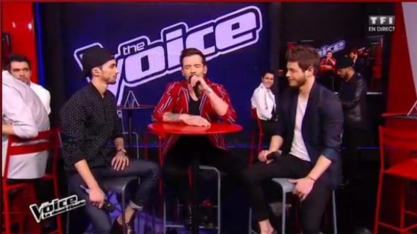 Arcadian est éliminé de The Voice 2016