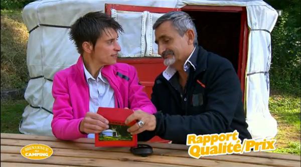 Avis et commentaires sur le camping de Laurence et Jean François dans #bienvenueaucamping