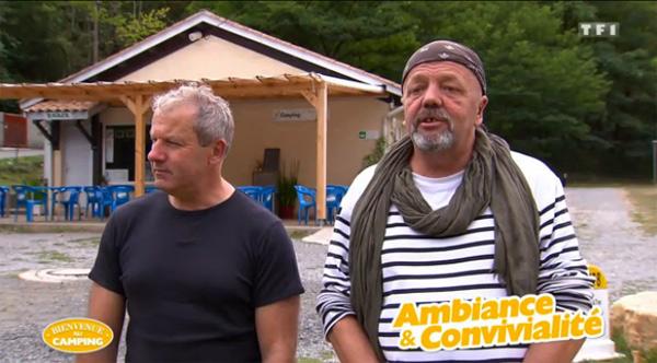 Vos avis et commentaires sur le camping Jean Louis et Philippe vu sur TF1