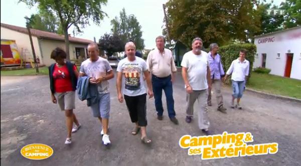 C'est parti pour commenter Bienvenue au camping sur TF1 : commentez chaque épisode