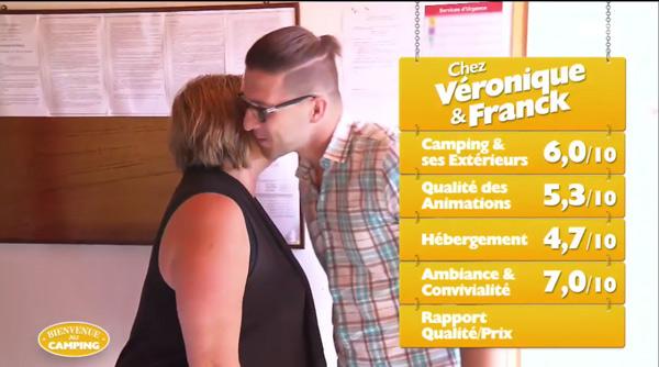 Les notes du camping de Véronique et Franck