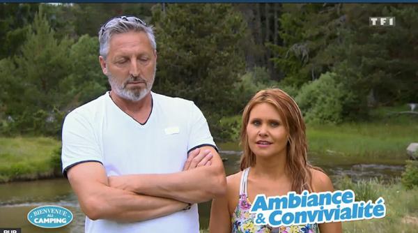 Vos avis et commentaires sur le camping de Caroline et Alain sur TF1