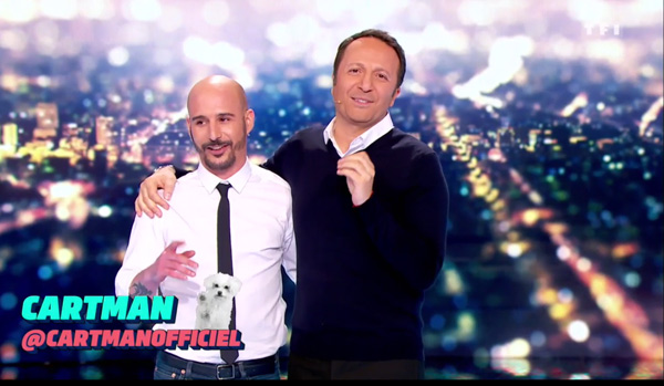 Vos avis sur Cartman dans l'Hebdo Show de TF1
