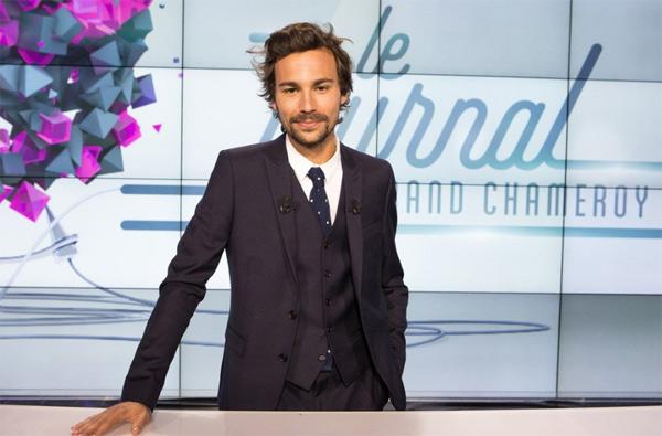 Bertrand Chameroy sur W9 : il a choisi son nouveau travail de la rentrée 2016 !