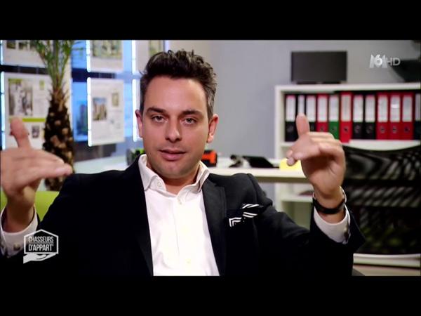 Vos réactions sur Etienne dans Chasseurs d'appart de M6