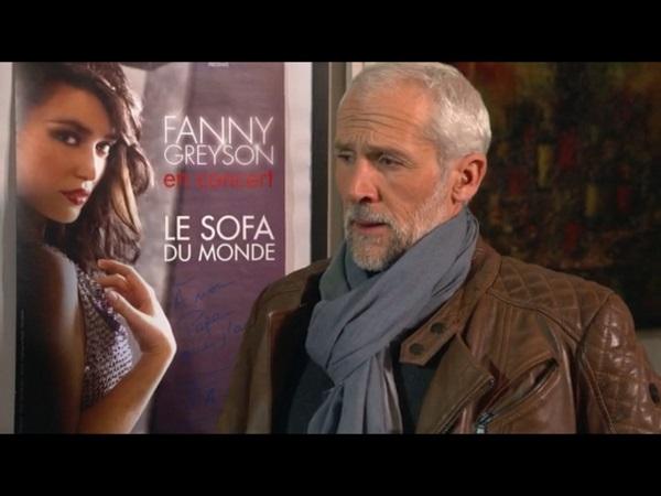 Souvenir de Fanny ... dans l'appart de John