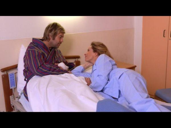 Etienne et Audrey amoureux  à moins qu'Audrey manigance de nouveau ?