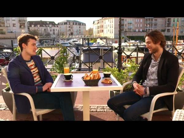 Julien et Sylvain : l'amitié au rendez vous !