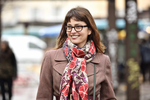 Exprimez vous sur le forum de la série Marjorie de France 2 / Photos : ©Rémy Grandroques
