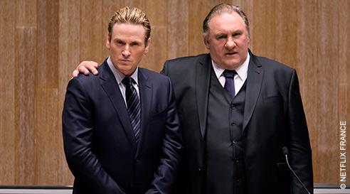 Les réseaux sociaux très sévères avec la série Marseille de Depardieu