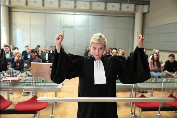 Isabelle Nanty avocate pour Munch sur TF1 / Capture écran