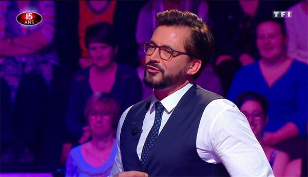 Olivier Minne sexy sur TF1 avec son nouveau look british