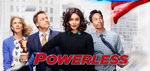 Vanessa Hudgens héroïne de Powerless sur NBC