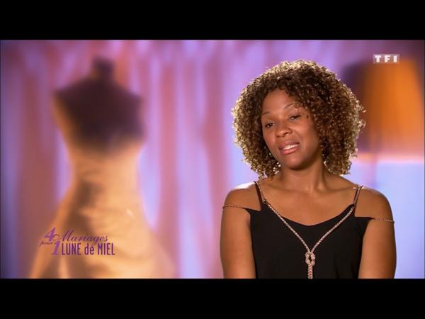 Vos avis sur le mariage de Réjane dans 4 mariages pour 1 lune de miel sur TF1