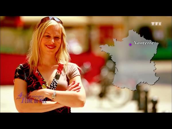 Vos avis sur le mariage de Sandy dans 4 mariages pour 1 lune de miel sur TF1
