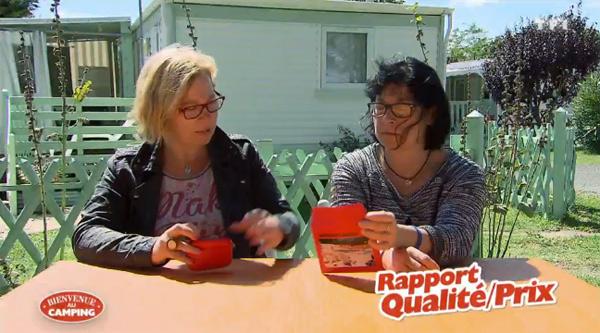 Vos avis et réactions sur le camping de Séverine et Candide dans Bienvenue au camping !