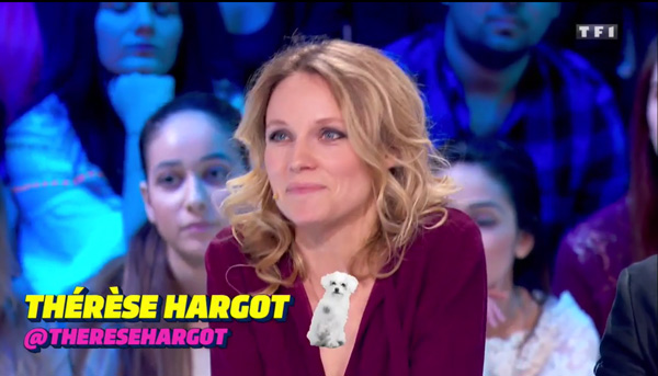 Avis et commentaires sur Thérèse Hargot chez Arthur sur TF1