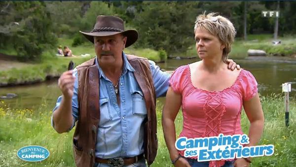 Avis et commentaires sur le camping de Valérie et Eric sur TF1