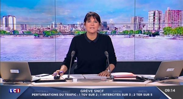 Départ de Valérie Expert sur LCI à la rentrée 2016 ? Va-t-elle partir sur une nouvelle chaîne info à 53 ans ?