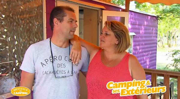 Avis et commentaires sur le camping de Véronique et Franck dans le Nord à l'honneur sur TF1
