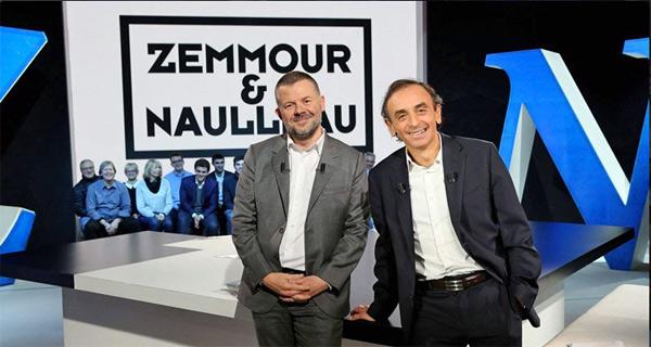Pas d'arrêt de Zemmour et Naulleau sur Paris Première à la rentrée 2016 mais plein de nouveautés !