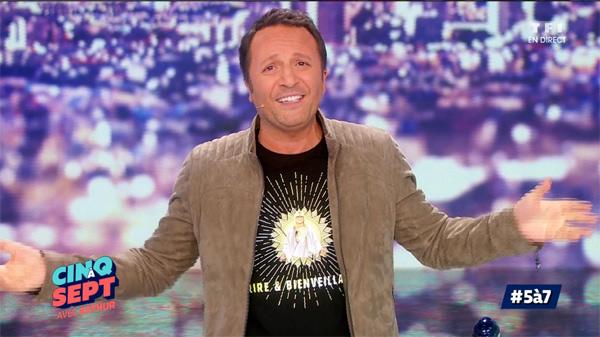 le 5 à 7 avec Arthur : TF1 persiste et croit en son talk malgré des audiences basses !