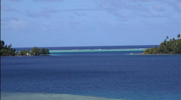 Le sommaire de 66 minutes grand format avec la Polynésie