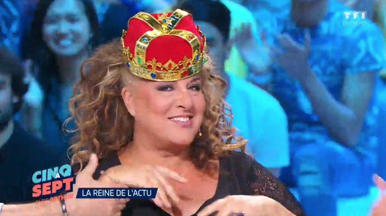 Marianne James vos commentaires sur A vos Pinceaux de France 2