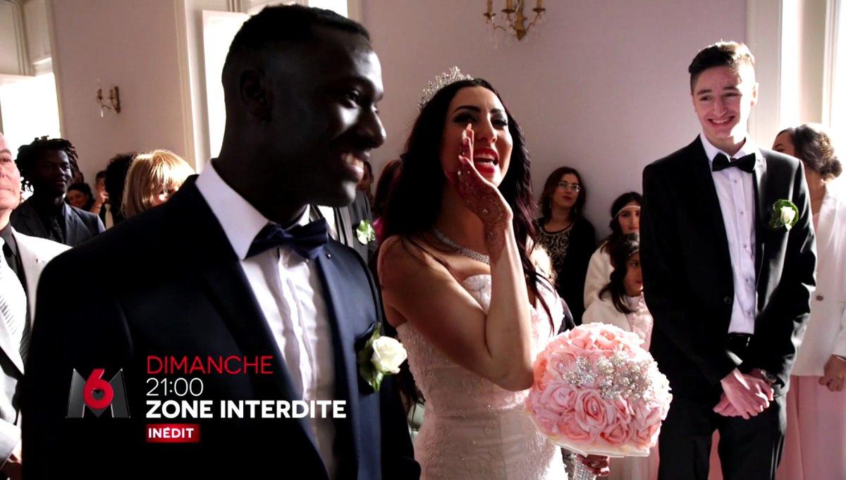 Vos avis et réactions sur Zone Interdite spéciale mariages en fonction des religions