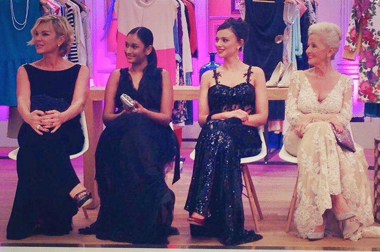 Qui est la gagnante les reines du shopping le 10/06/2016 ? Sarah la favorite / Photo  @Sarah_Nafice  (compte officiel twitter de la candidate Sarah)